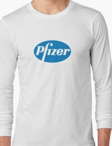 Pfizer Pharmaceuticals Long Sleeve T-Shirt