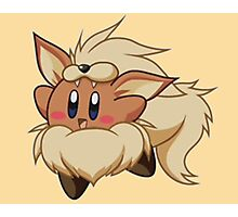 Arcanine | Kirby Collection Photographic Print