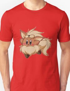 Arcanine | Kirby Collection T-Shirt