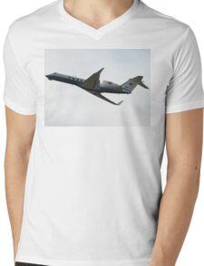 Grumman USAF Jet,Avalon Airshow,Australia 2009 Mens V-Neck T-Shirt