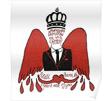 moriarty you should see me in a crown Poster