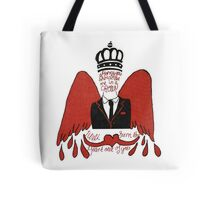 moriarty you should see me in a crown Tote Bag