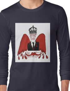 moriarty you should see me in a crown Long Sleeve T-Shirt