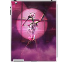 Bone Scott iPad Case/Skin