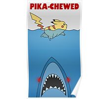Pika-chewed Poster
