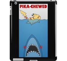 Pika-chewed iPad Case/Skin