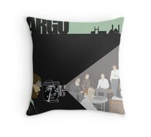 Argo Throw Pillow