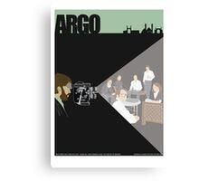 Argo Canvas Print