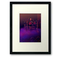 Keith Doom Framed Print