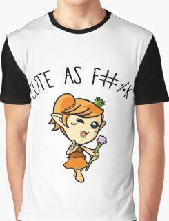 Princess cute AF Graphic T-Shirt