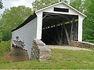 Union Covered Bridge, Missouri by Graeme  Hyde