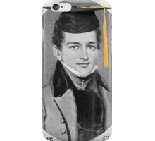Meet the Latest Graduate of King's College iPhone Case/Skin