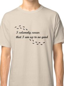I Solemnly Swear Classic T-Shirt