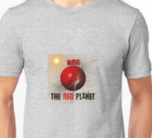 Mars - The Red Planet Unisex T-Shirt