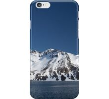 Fortuna Bay, South Georgia Island iPhone Case/Skin