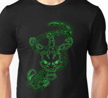 Skeleton Warden (Dark) Unisex T-Shirt