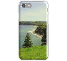 Roadside Vista iPhone Case/Skin