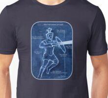 Full Armor of God - Warrior 3 Unisex T-Shirt