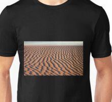 Dunes at Sunrise, Lake Mungo Unisex T-Shirt
