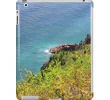 World's Edge 1 iPad Case/Skin