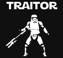 Star Wars TRAITOR (Star Wars font) by Jokerman136