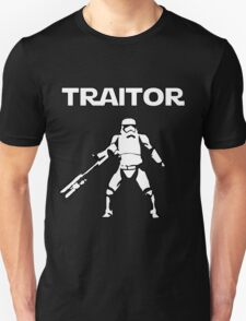 Star Wars TRAITOR (Star Wars font) T-Shirt