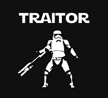 Star Wars TRAITOR (Star Wars font) Unisex T-Shirt