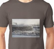 High Tide At The Cobb 2 Unisex T-Shirt