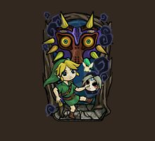 Majora's Mask in Wind Waker Style Unisex T-Shirt