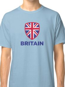 National flag of Great Britain Classic T-Shirt