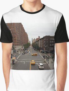 Highline New York City Graphic T-Shirt