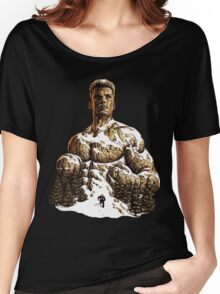 Climbing the Mountain - Rocky IV - Ivan Drago Women's Relaxed Fit T-Shirt