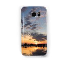 Smoky Apricot Sunset Samsung Galaxy Case/Skin
