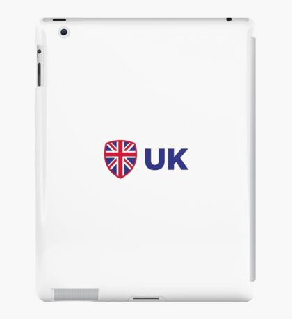 National Flag of the United Kingdom iPad Case/Skin