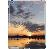 Smoky Apricot Sunset iPad Case/Skin