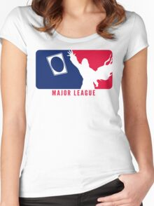 MTG Major League Women's Fitted Scoop T-Shirt