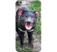 Tasmania Growl iPhone Case/Skin