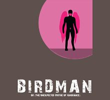 Birdman or (The Unexpected Virtue of Ignorance) Unisex T-Shirt
