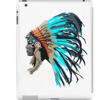 Blue Chief iPad Case/Skin