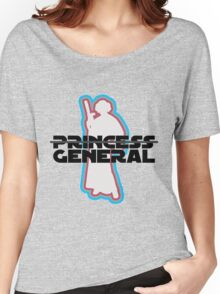 """""""Princess—General, Sorry."""" Women's Relaxed Fit T-Shirt"""