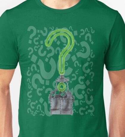 Riddlers Trophy Unisex T-Shirt