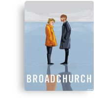 broadchurch Canvas Print