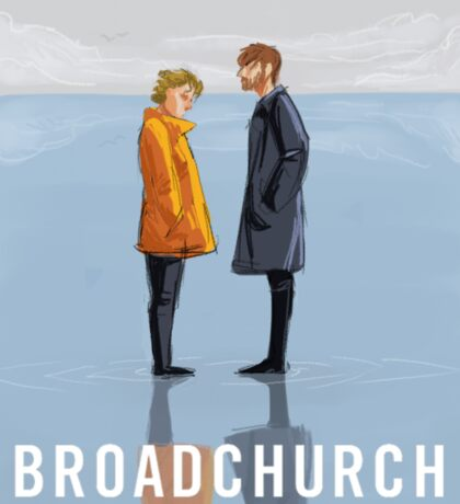 broadchurch Sticker