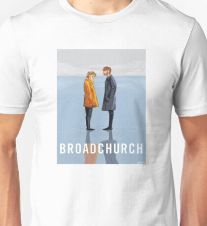 broadchurch Unisex T-Shirt