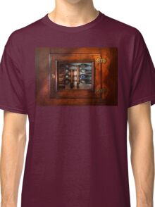 Steampunk - Electrical - The fuse panel Classic T-Shirt