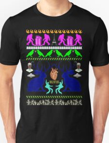 Eerie, Indiana ugly Christmas sweater T-Shirt