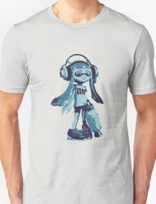 Minimalist Inkling Girl 6 Unisex T-Shirt