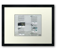 WW2 Warbirds part11 Framed Print