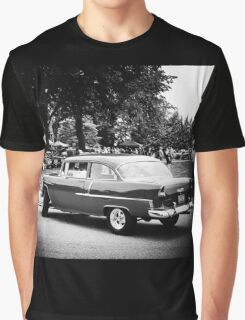 Black and White - Chevy, making an entrance (2011) Graphic T-Shirt