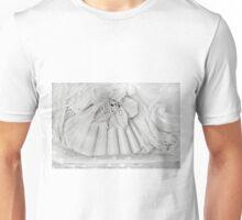 Alstromeria, Shell And Tassels  Unisex T-Shirt